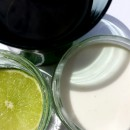 Honigmaske mit Kamille und Limette