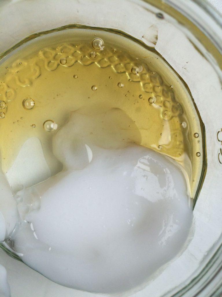 Honigmaske mit Panthenol