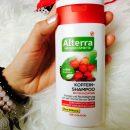 Alterra und Alverde – Koffein-Shampoos für feines Haar