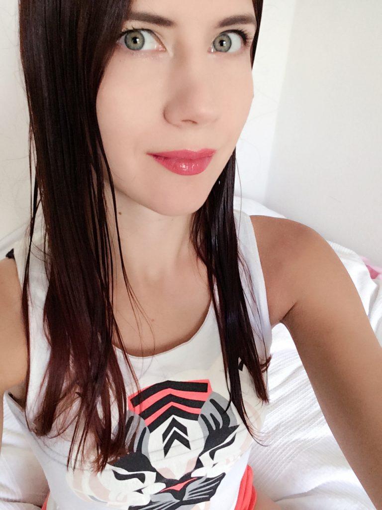 Haar selbst schneiden - erste Ergebnisse