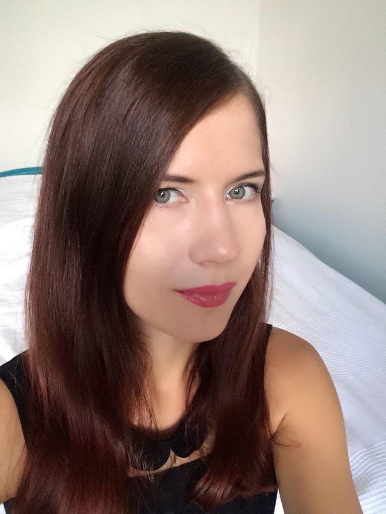 Qualilux Haarglätter Mini Glätteisen - nach der Nutzung