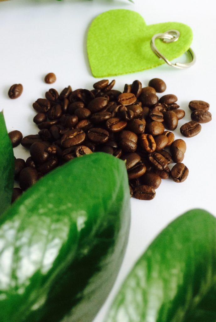 Kaffeepeeling - der Wachmacher für das Haar